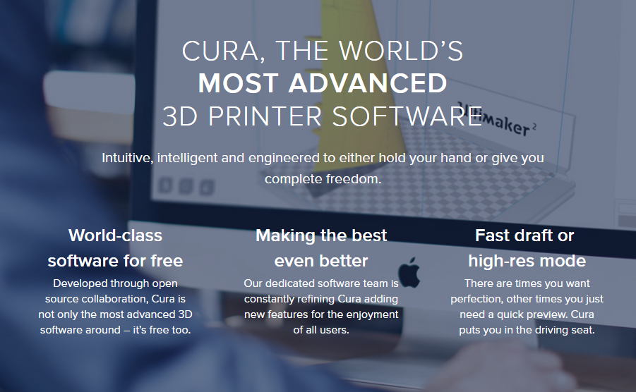 Cura 3D Printing Slicing Software