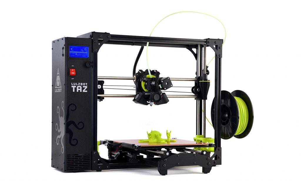 LulzBot TAZ 6 3D Printer