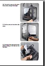 Wanhao Duplicator 6 D6 Insulate cover Installation Guidance REV.A_manual_english