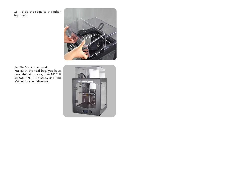 fixing-cover-Wanhao-Duplicator-6-2016-3D-Printer-imprimante-3d-03