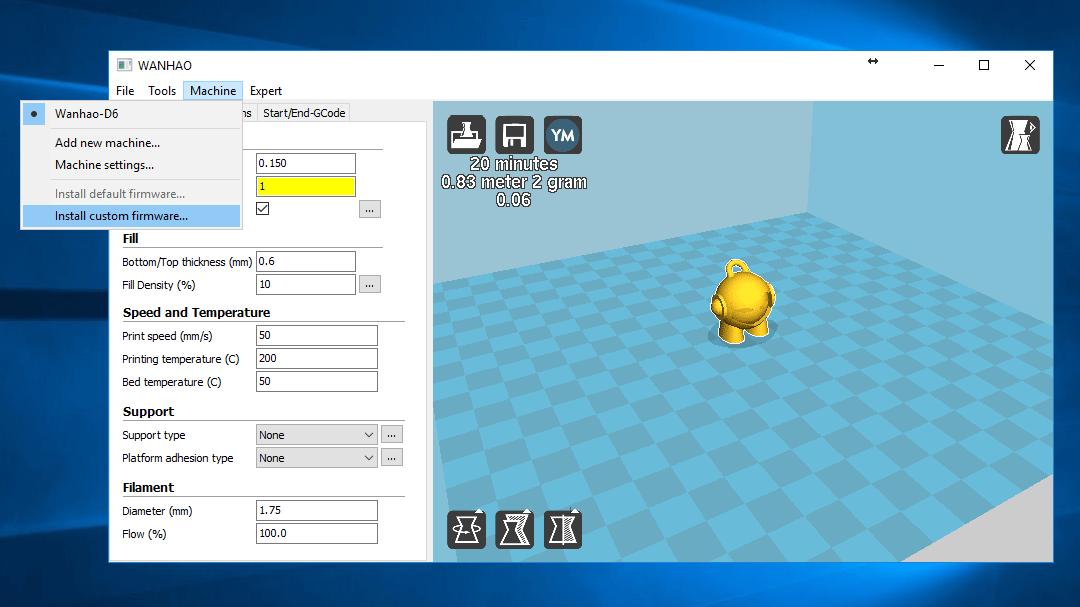 CURA 3.0.4 TÉLÉCHARGER