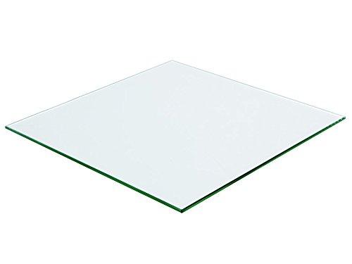 Panneau verre borosilicate en remplacement du buildtrack d'origine Wanhao duplicator 6 D6 215 mm 21,5 cm