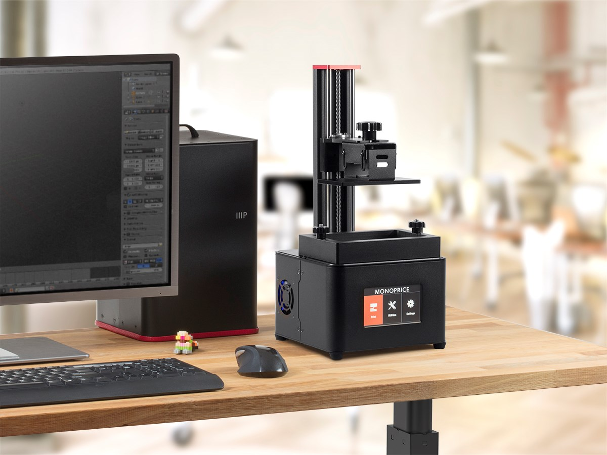 Wiki for Monoprice MP Mini Deluxe & Wanhao Duplicator 7 & D7