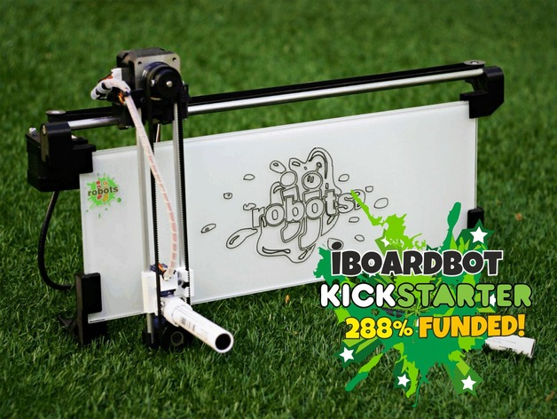 iBoardbot_OPEN_SOURCE_internet_remotely_drawing_robot_DIY_printer3d_one_3d_printing